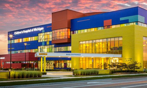Children's Hospital of Michigan