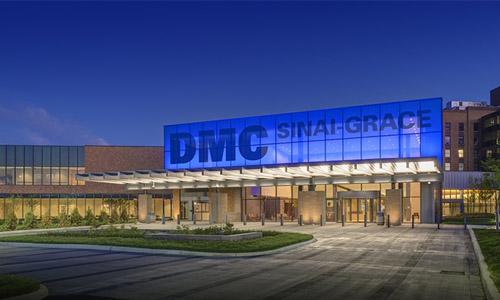 Detroit Medical Center Sinai Grace Hospital